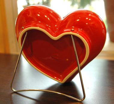 詳細2Red Heart(ホワイト):プリザーブドフラワー