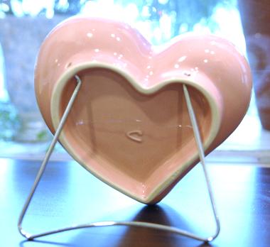 詳細2Pink Heart(ホワイト):プリザーブドフラワー