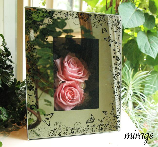 Mirage(pink):プリザーブドフラワー